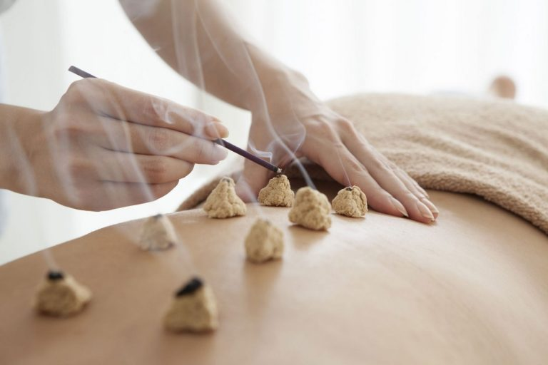 beneficios moxibustion